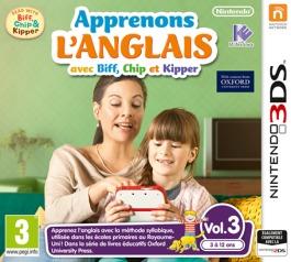 Apprenons l'Anglais avec Biff, Chip et Kipper Vol. 3 sur 3DS