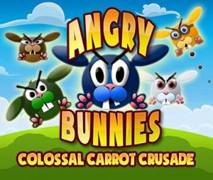 Angry Bunnies : Colossal Carrot Crusade sur WiiU