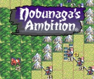 Nobunaga's Ambition sur WiiU