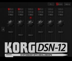 KORG DSN-12 sur 3DS