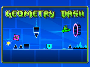 Geometry Dash sur iOS