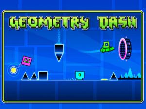 Geometry Dash sur iOS