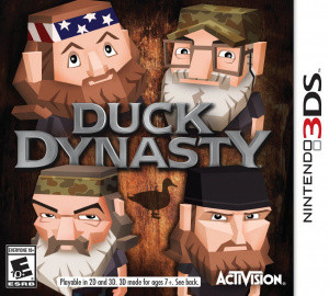 Duck Dynasty sur 3DS