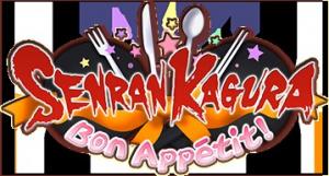 Senran Kagura : Bon Appétit! sur Vita