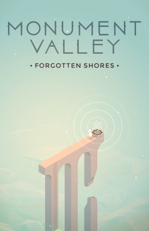Monument Valley : Forgotten Shores sur Android