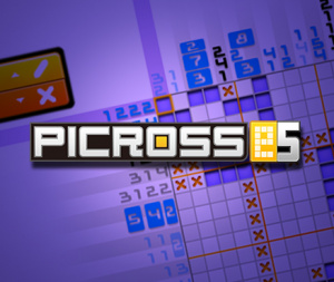 Picross e5 sur 3DS