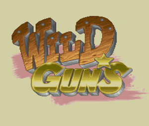 Wild Guns sur WiiU