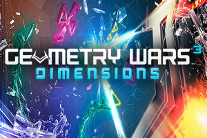 Geometry Wars 3 : Dimensions sur ONE