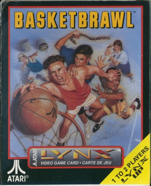 Basketbrawl sur Lynx