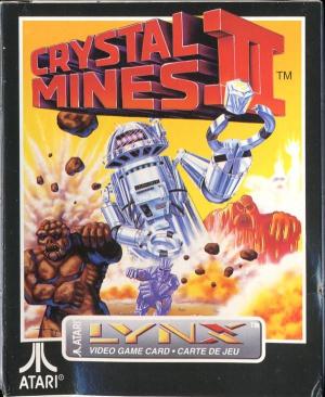 Crystal Mines II sur Lynx