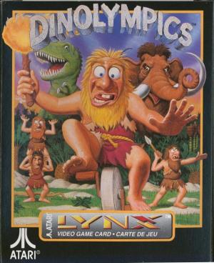 Dinolympics sur Lynx