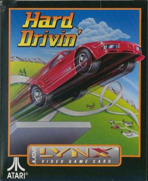 Hard Drivin' sur Lynx