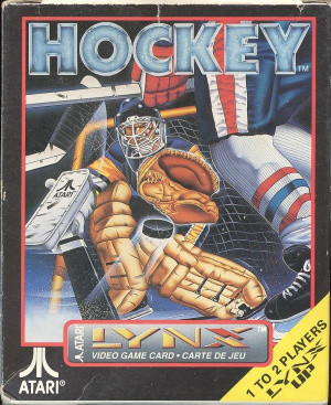 Hockey sur Lynx