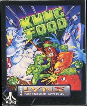 Kung Food sur Lynx