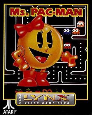Ms. Pac-Man sur Lynx