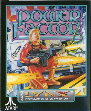 Power Factor sur Lynx