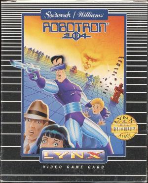 Robotron : 2084 sur Lynx