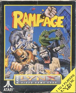 Rampage sur Lynx