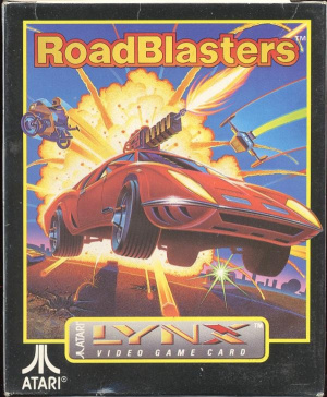 RoadBlasters sur Lynx