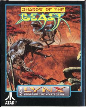 Shadow of the Beast sur Lynx