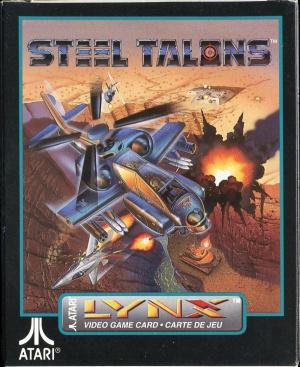 Steel Talons sur Lynx