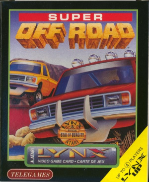 Super Off Road sur Lynx