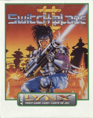 SwitchBlade II sur Lynx