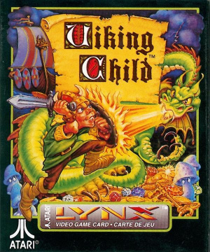 Viking Child sur Lynx