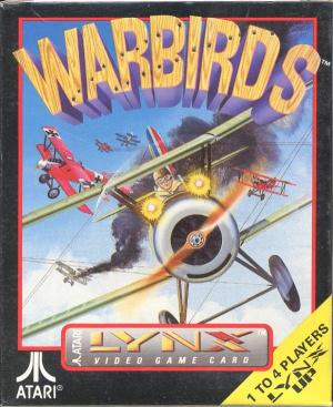 Warbirds sur Lynx