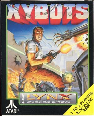 Xybots sur Lynx