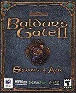 Baldur's Gate II : Shadows of Amn sur Mac