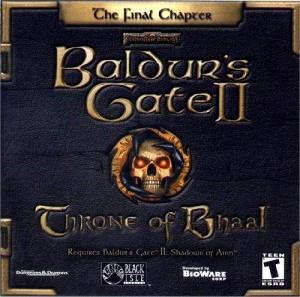 Baldur's Gate II : Throne of Bhaal sur Mac