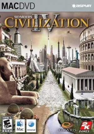 Civilization IV sur Mac
