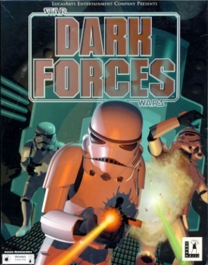 Star Wars : Dark Forces sur Mac