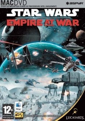 Star Wars : Empire at War sur Mac