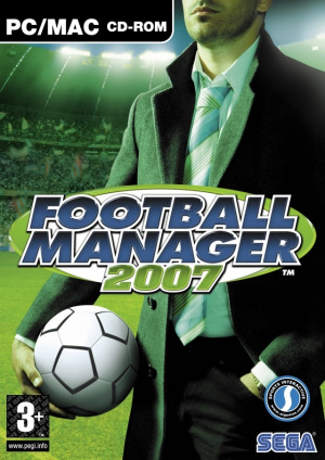 Football Manager 2007 sur Mac