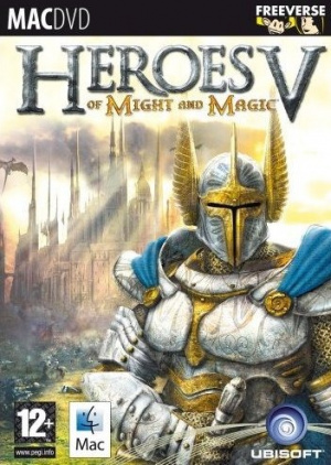 Heroes of Might and Magic V sur Mac