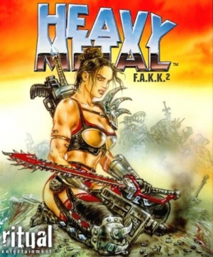 Heavy Metal F.a.k.k 2 sur Mac