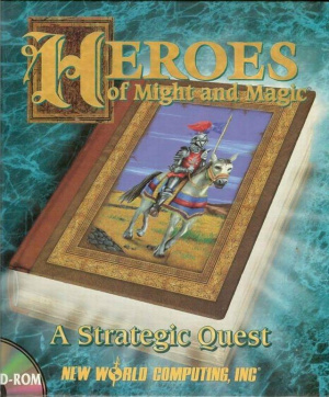Heroes of Might and Magic sur Mac