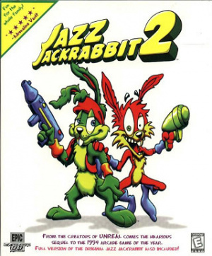 Jazz JackRabbit 2 sur Mac
