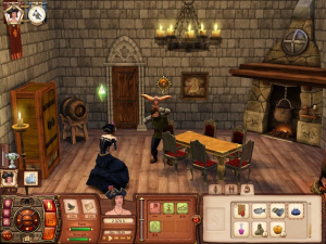 Les Sims Medieval : Nobles & Pirates