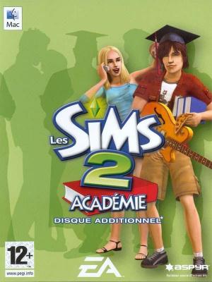Les Sims 2 : Académie sur Mac