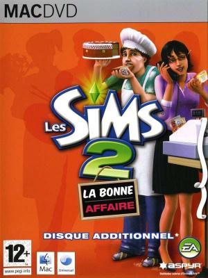 Les Sims 2 : La Bonne Affaire sur Mac