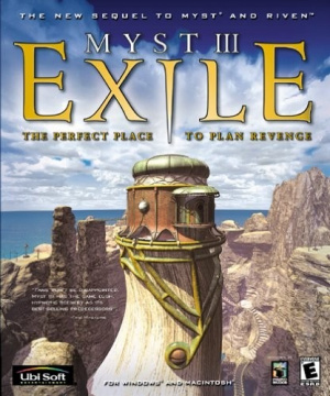 Myst III : Exile sur Mac