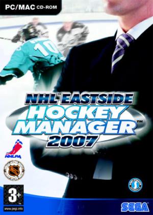 NHL Eastside Hockey Manager 2007 sur Mac