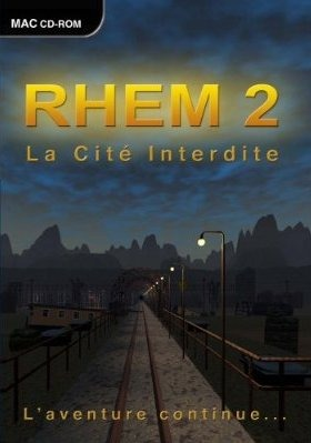 Rhem 2 : La Cité Interdite sur Mac
