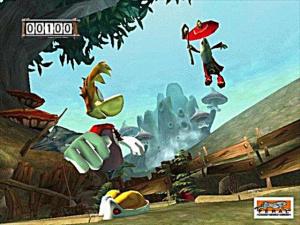 Rayman 3 déboule sur Mac