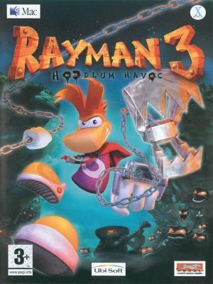 Rayman 3 : Hoodlum Havoc sur Mac