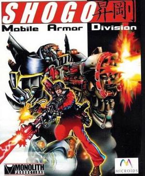 Shogo : Mobile Armor Division sur Mac