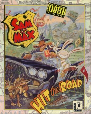 Sam & Max Hit the Road sur Mac